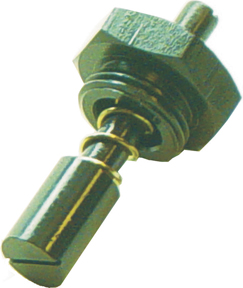 INJECTION PUMP LOCK PIN - LATE MODEL 601-0521