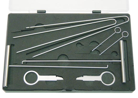 900-0059K DASHBOARD SERVICE TOOL KIT