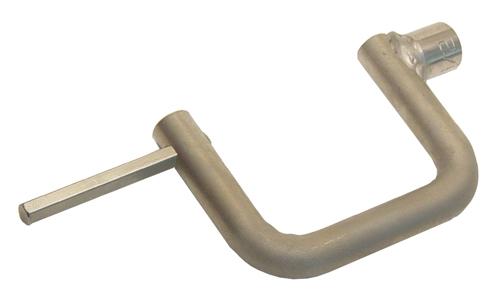 916-0013 HEX HEAD SOCKET - 8mm 1/2 DRIVE