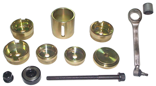 B220-0643 LOWER CONTROL ARM BUSHING R&R KIT