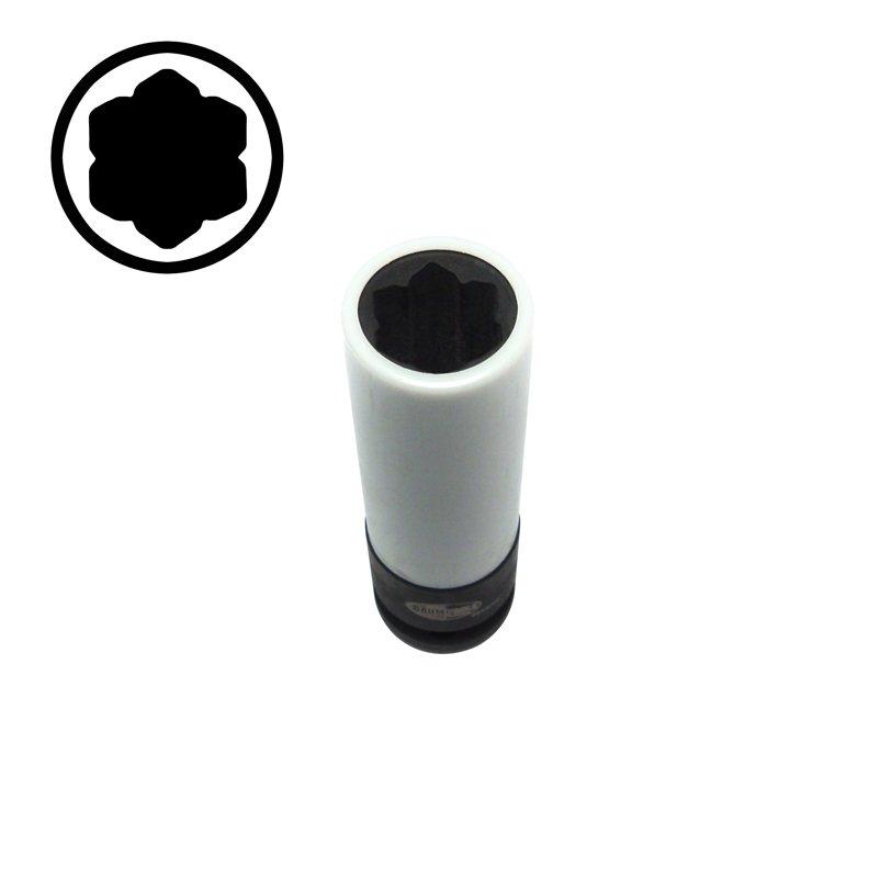 000-5407PL 17mm Wheel Lug Socket