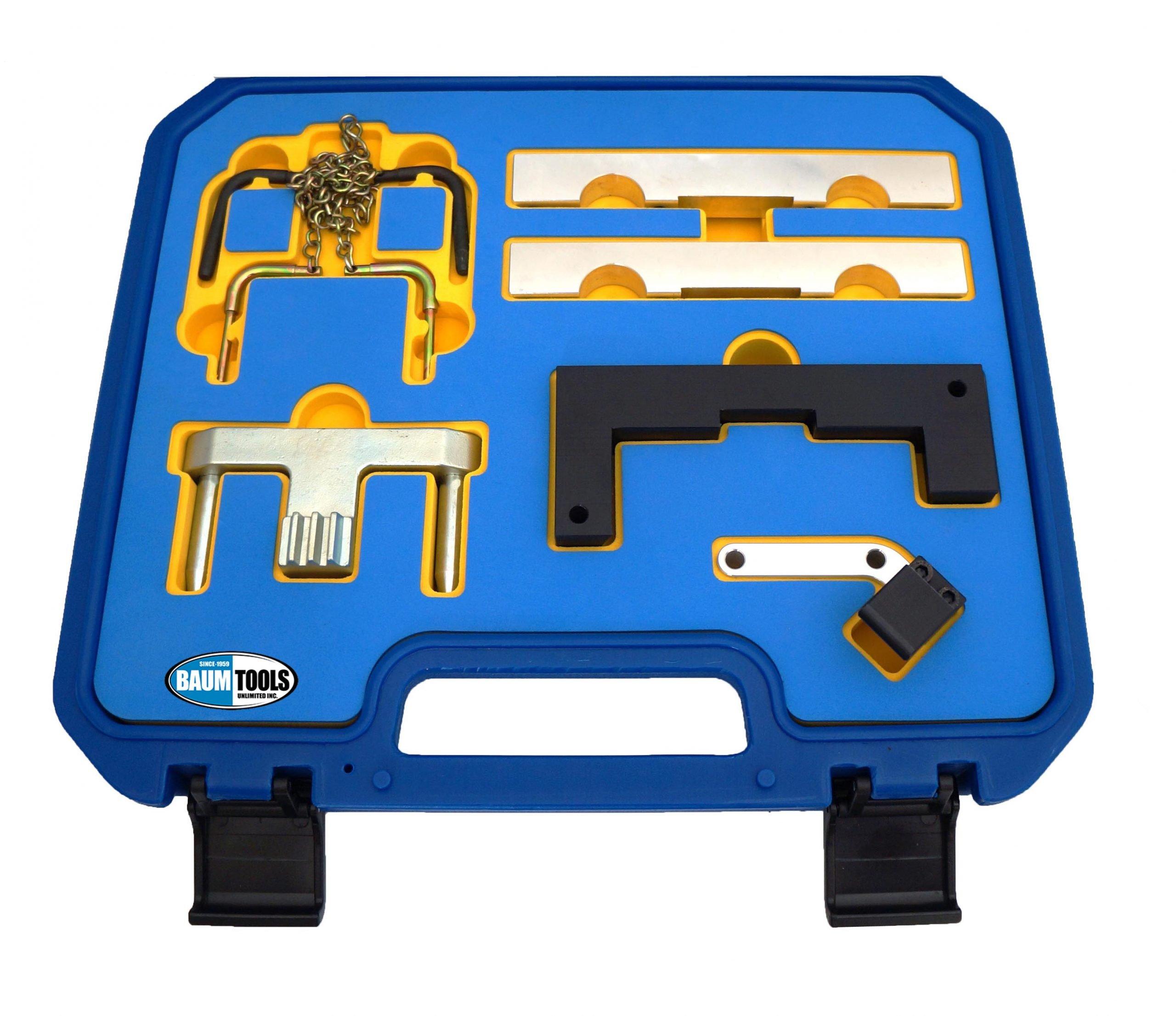B642-0031KIT Mercedes OM642 Timing Tool Kit