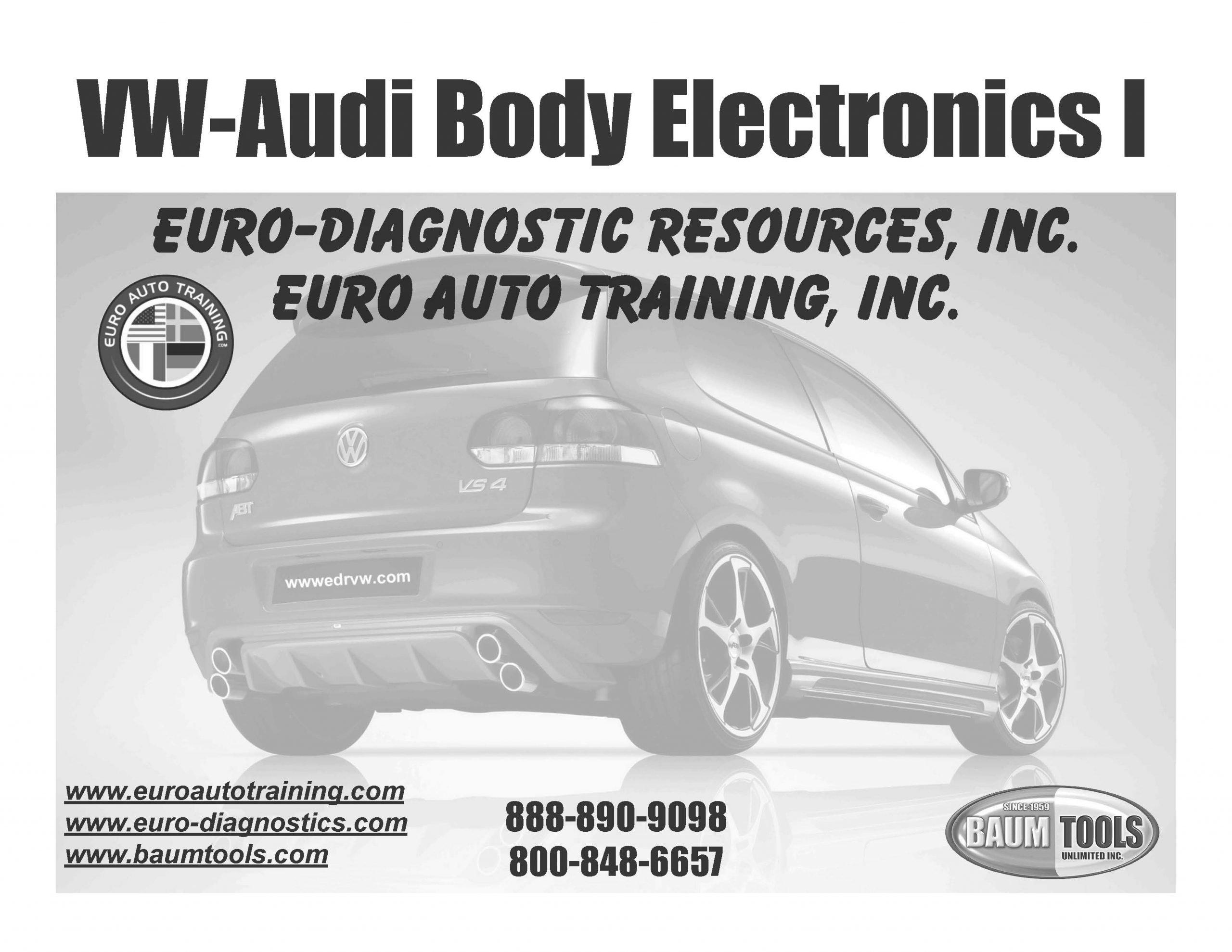 VW-Audi Body Electronics 1