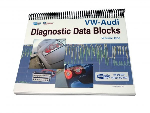 VW-Audi Diagnostic Data Blocks, Volume One